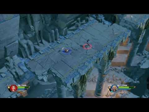 Lara Croft and Temple of Osiris (pt. 1) |