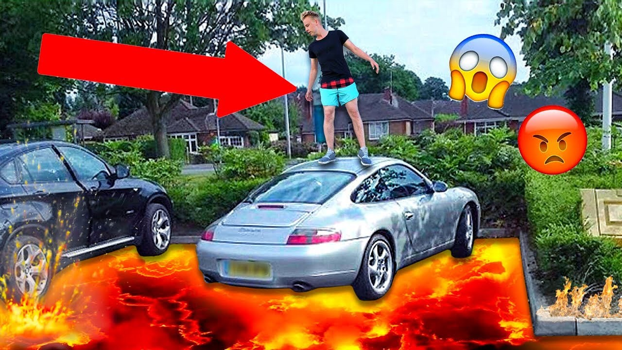 Der boden ist lava eskaliert ii rayfox youtube for Boden ist lava
