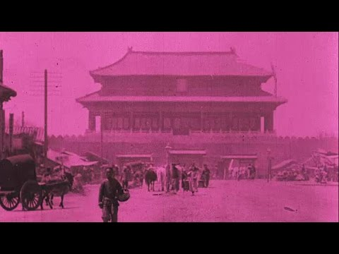Modern China (1910) - extract - China on Film | BFI National Archive