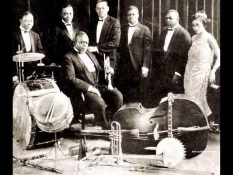 Alligator Hop - King Oliver's Creole Jazz Band