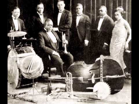 King Oliver's Creole Jazz Band* King Oliver And His Creole Jazz Band - VJM Timespan - The Living History Of Jazz
