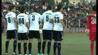 وفاق سطيف 2-1 شباب بلوزداد - ربع نهائي كاس الجزائر
