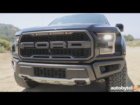 2017 Ford F-150 Raptor Off-Road Test Drive Video Review