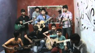 Do dil mil rahe hai magar chup ke chupke by ANUKRITI Boy