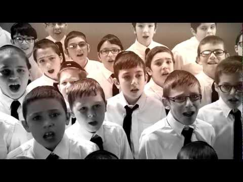 """Ad Olam"" - The Yeshiva Boys Choir - Ft. Benny Friedman & The Chevra"