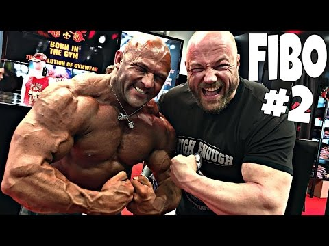 FIBO – Fitness & Bodybuilding #2