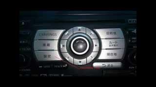 подключить телефон по Bluetooth Nissan tiida 2007