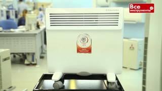 Видео обзор Конвекторы отопления Electrolux Air Gate