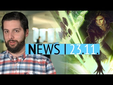 Gwent-Kampagne verschoben - Wolfenstein 2 bekommt Demo - News