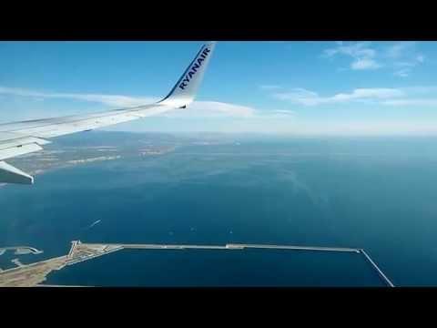 Landing at Valencia- April 1st