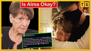 What happened to alma wahlberg? is she ...