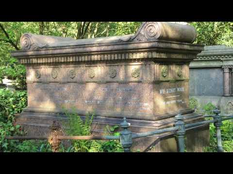'The Grave' by Robert Blair, 1743 read by Charlotte Rose Wright