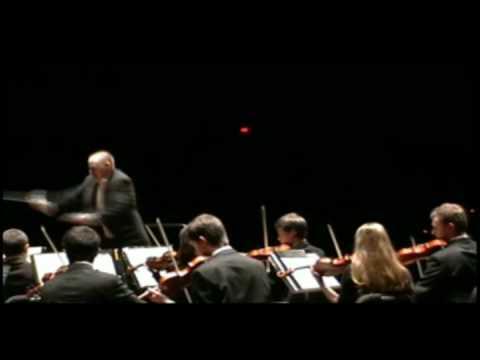 """Hanson Symphony #2 """"Romantic,"""" III."""