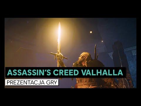 Assassin's Creed Valhalla: prezentacja gry