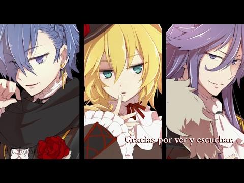 Gakupo, KAITO, Len - The Last Supper (Sub. Español & Lyrics)