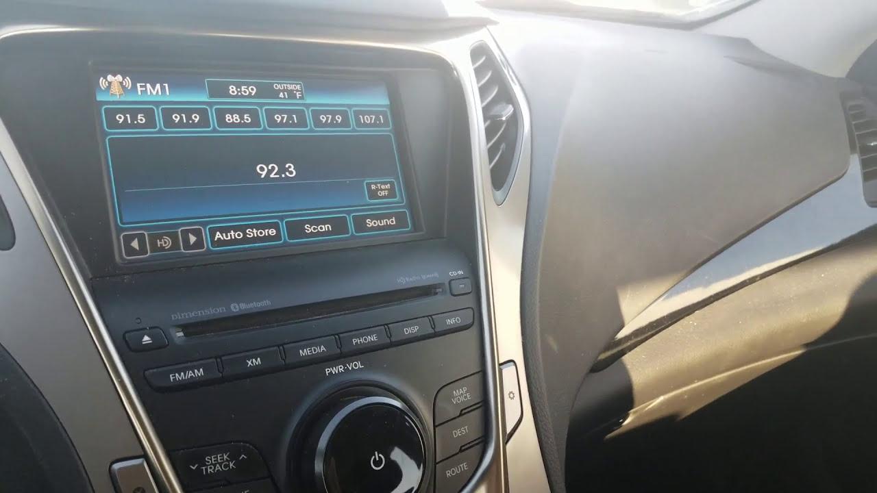 Lexus Radio No Sound