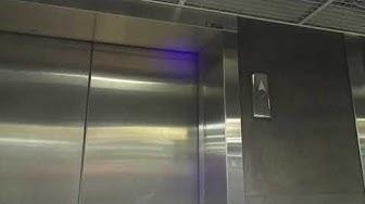 Nice 2000 OTIS 2000 Traction Elevators @ Pekuri Shopping Center, Oulu, Finland