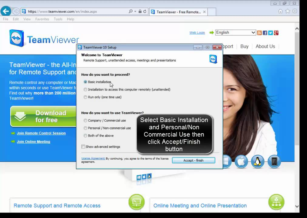 teamviewer 10 software free download for windows 7