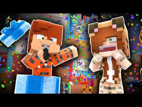 Minecraft Daycare - TONY'S SURPRISE !? (Minecraft Roleplay)