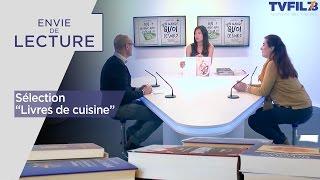 """Envie de lecture – Sélection """"Livres de cuisine"""""""