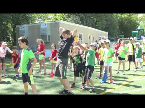 The Langley School ~ Field Day 2014