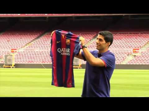 Barca banned from signing players until 2016 - YouTube