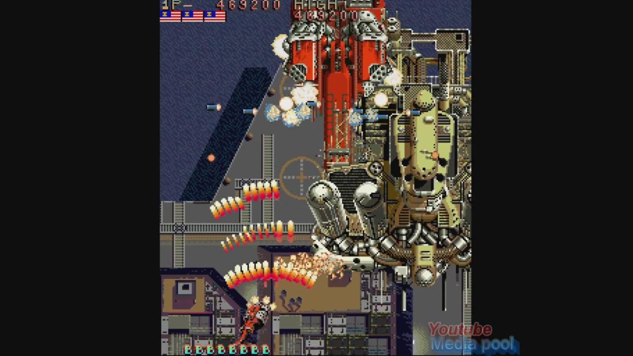 1991 Thunder Dragon (Arcade) Game Playthrough Video Game ...