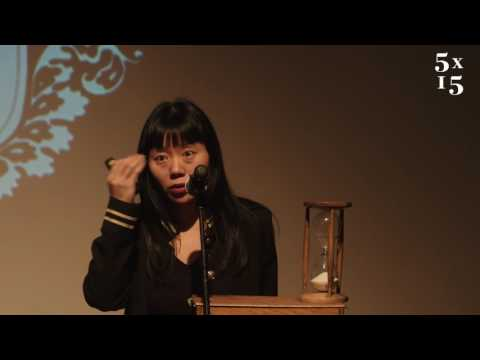 Xiaolu Guo @ 5x15 - Life as Immigrant, Life as Artist