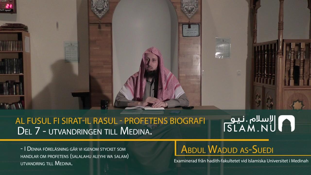 Profetens Biografi | salla Allahu 'alayhi wa sallam | Del 7
