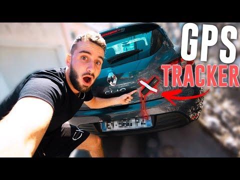J'ai Accroché Un Tracker GPS Sur La Voiture D'un Inconnu !