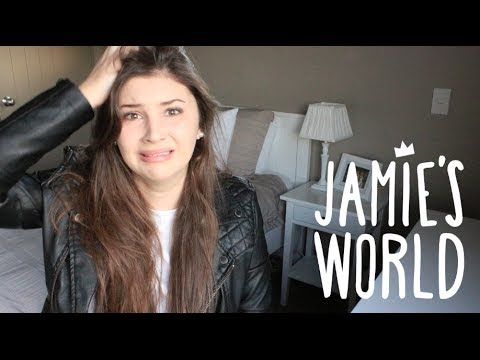 I CRIED WATCHING THE FAULT IN OUR STARS | Jamie's World