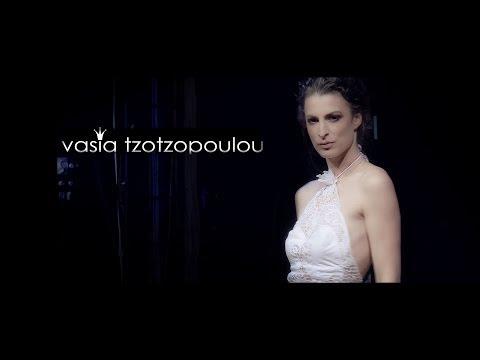 Vasia Tzotzopoulou |Bridal Fashion Week 2014_ fashion show