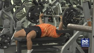 Local gyms, fitness centers allowed to reopen with restrictions as part of phase three of states reo