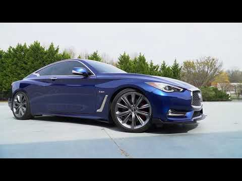 SOHO Q60 Red Sport | Focus Films CLT