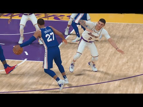 NBA 2K19 My Career EP 56 - LeBron James 1st Meeting!