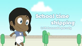 Legend of Korra: School time Shipping (parody)