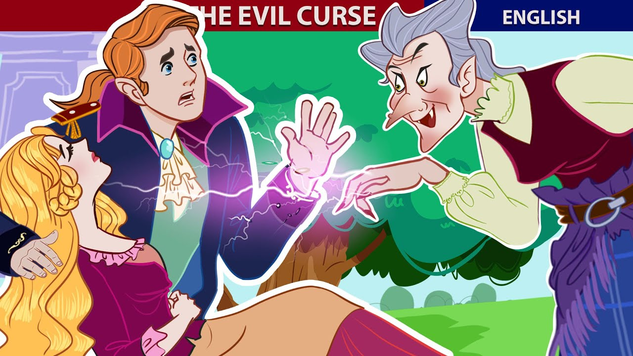 The Evil Curse Story | Stories for Teenagers | ZicZic English – Fairy Tales