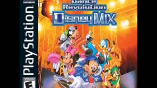 Dance Dance Revolution Disney Mix - Electrical Parade [Retro Future Mix]