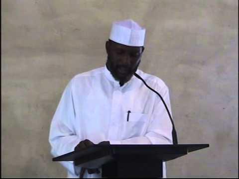 Sheick Albani Zaria 1 wa yakashe Sheick Jaffar Mohmud