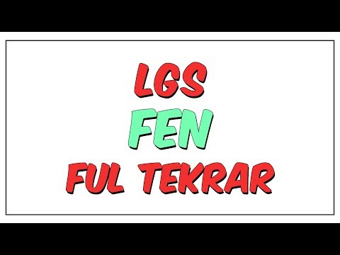 LGS Fen Ful Tekrar