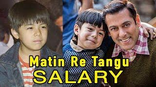 Matin Rey Tangu SALARY For Salman Khan's Tubelight