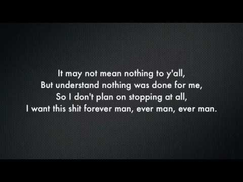 Forever - Drake (feat. Kanye West, Lil Wayne & Eminem) WITH LYRICS