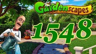 GardenScapes level 1548