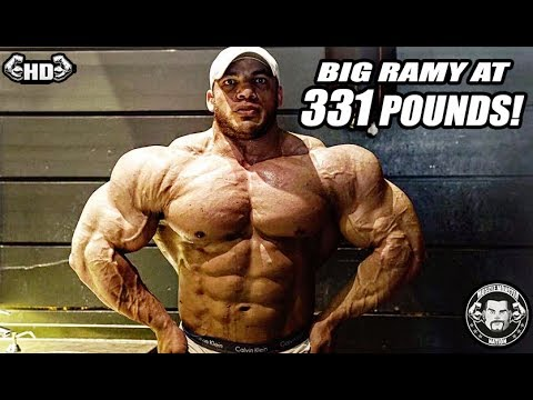 Big Ramy Is Ready For The Olympia At 331 Pounds Of Muscle