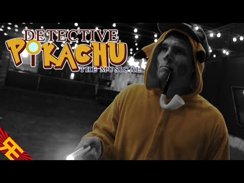 Detective Pikachu the Musical (Live Action Parody)