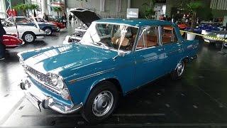 1968 - Steyr-Fiat 2300 de Luxe - Exterior and Interior - Classic Expo Salzburg 2015