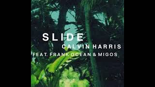 What Frank Ocean - Slide would sound like in the bathroom of a party