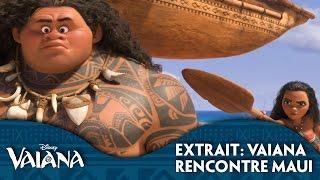 Vaiana Vaiana rencontre Maui | Disney BE streaming
