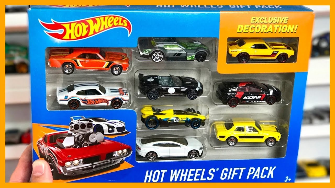 I HAD TO BUY THIS 9 PACK !!! - Hot Wheels - YouTube