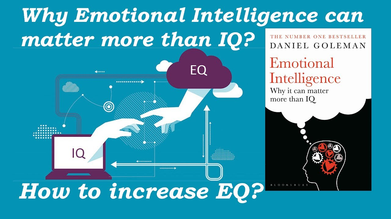 an analysis of iq intelligence in tech industry by daniel goleman Booktopia has working with emotional intelligence by daniel intelligence by daniel goleman intelligence matters twice as much as iq or.